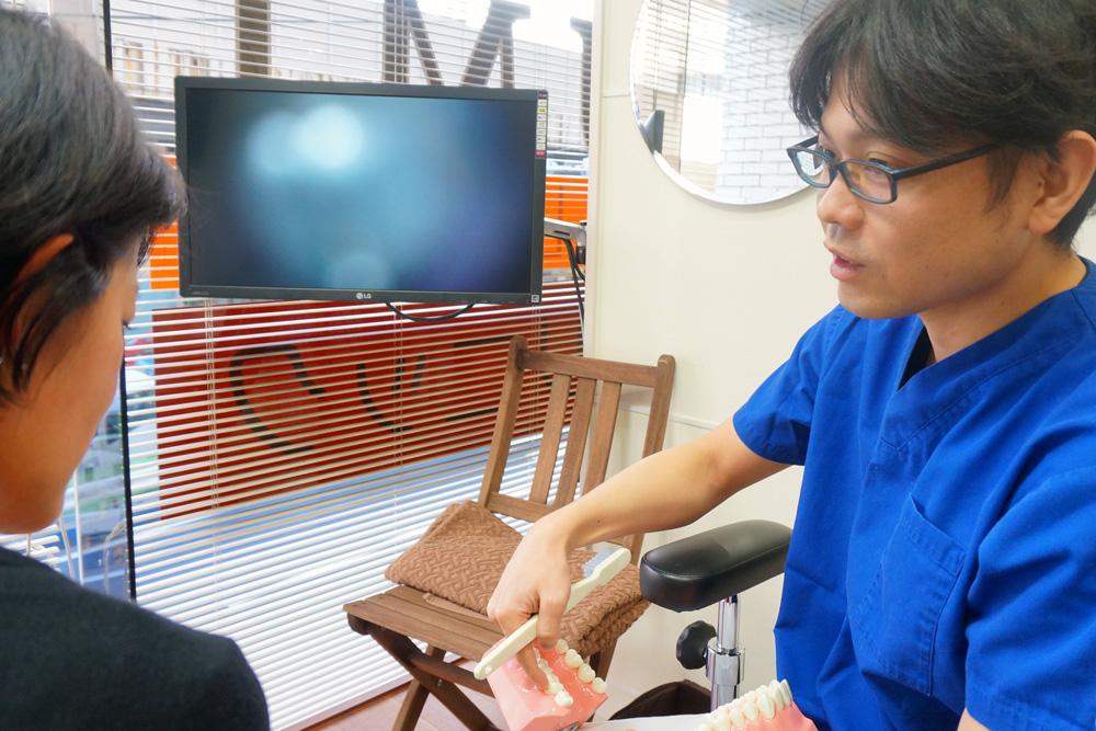 浜松エムアイ歯科の定期健診