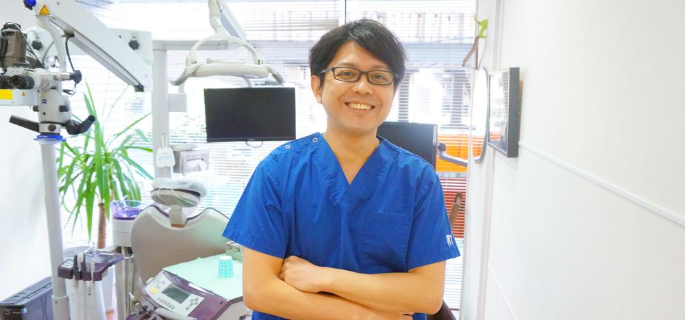 浜松エムアイ歯科に根管治療のご相談